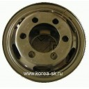 Диск колесный HD-72, HD-78 (безкамерный R 17,5  Евро). (OEM)