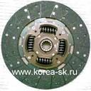 Диск сцепления Hyundai Porter-2(VALEO)