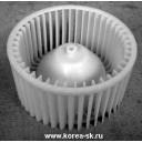 Крыльчатка вентилятора отопителя Hyundai County. (MOBIS)