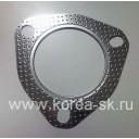 Кольцо (прокладка паранитовая) маслоохладителя (1шт). (OEM)