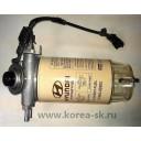 Фильтр топливный Hyundai HD-78. Евро-3 в сборе (MOBIS)